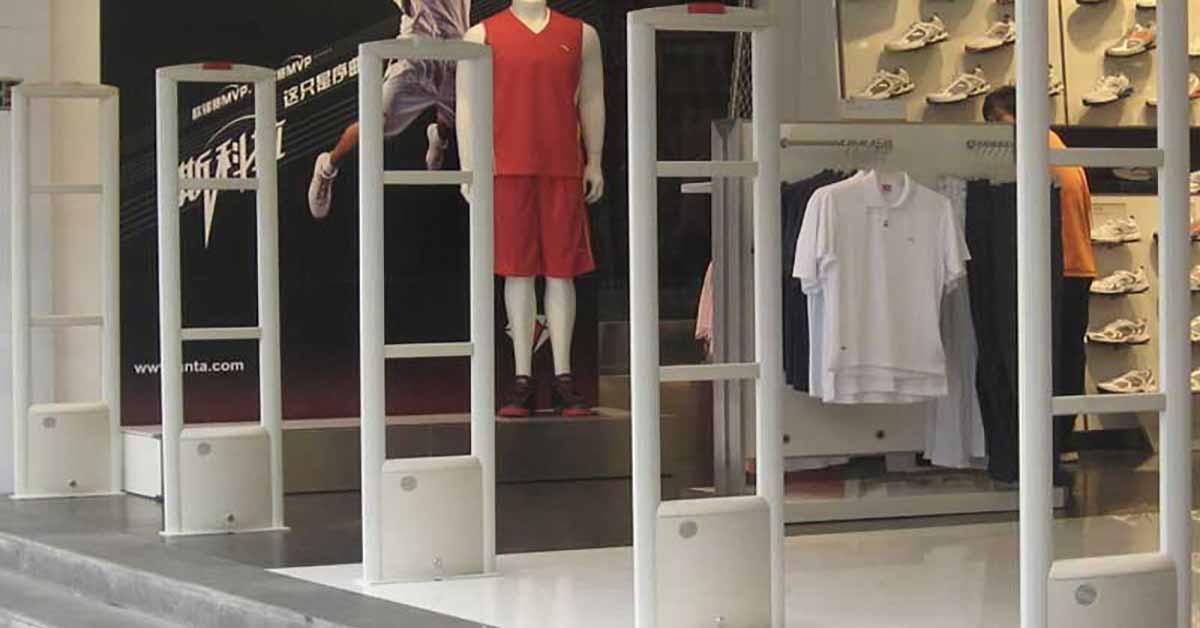 590754dc6 خدمات بيع بوابات انذار سرقة الملابس ...