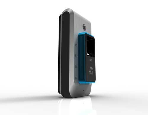 جهاز الحضور والانصراف ببصمة الوجه - VIRDI AC F100