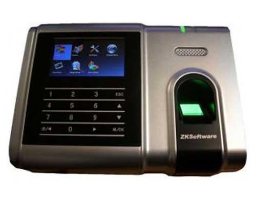 جهاز الحضور والانصراف بالبصمة - ZK Software X628Tc