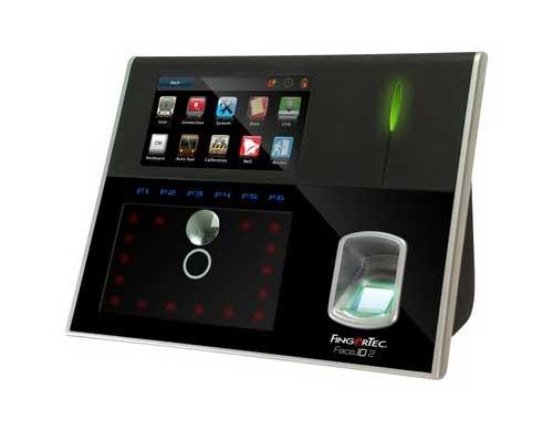 جهاز الحضور والانصراف بالبصمة - FingerTec Face ID2