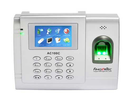 جهاز الحضور والانصراف بالبصمة - FingerTec AC100C