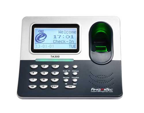 جهاز الحضور والانصراف بالبصمة - FingerTec TA300