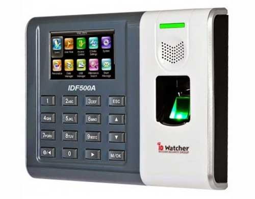 جهاز حضور وانصراف  بالبصمة - ID Watcher - IDF5000A