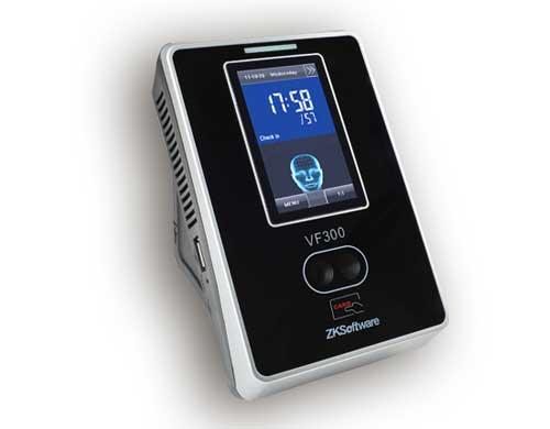 جهاز حضور وانصراف ببصمة الوجه - zksoftware v-300